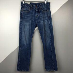 Hollister 29x30 Classic Straight Leg Jeans